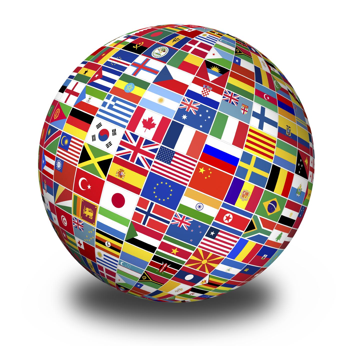 картинки флаги шары странице